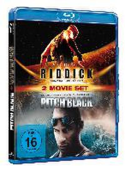 Pitch Black - Planet der Finsternis & Riddick - Chroniken eines Kriegers