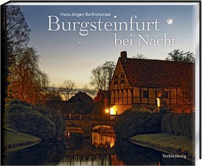 Burgsteinfurt bei Nacht