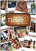 9783866793200 - Andreas Reiter: Family-Timer A5 2017 - Familienplaner, (Januar - Dezember 2017) - Buch