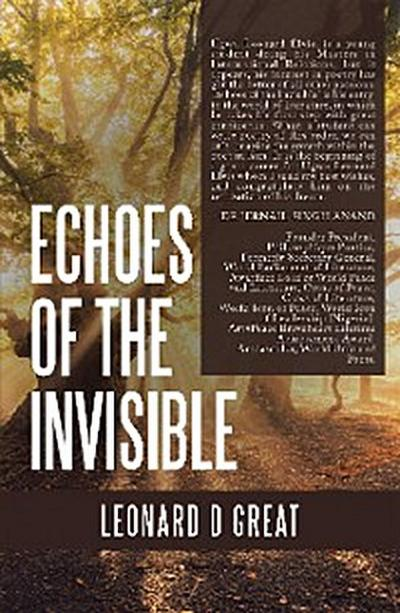 Echoes of the Invisible