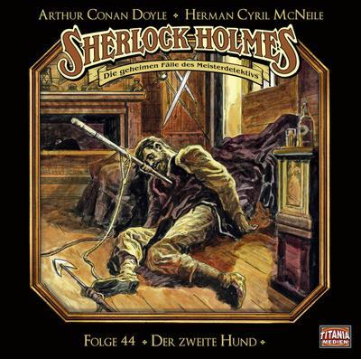 Sherlock Holmes - Folge 44