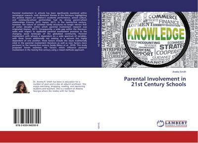 Parental Involvement in 21st Century Schools