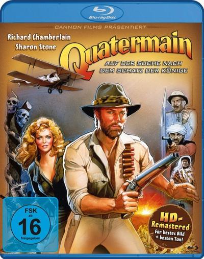 Quatermain 1 - Auf der Suche nach dem Schatz der Könige
