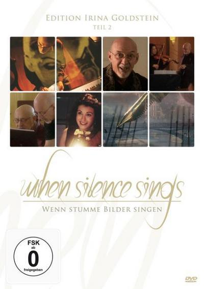 When Silence Sings - Koch Media Gmbh - DVD - DVD, Englisch| Deutsch, , Irina Goldstein Edition #2, Irina Goldstein Edition #2