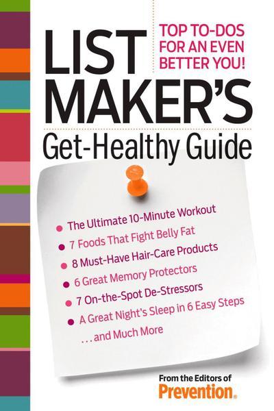 List Maker's Get-Healthy Guide