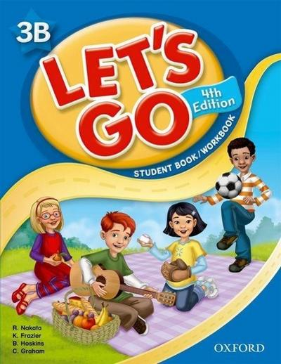 Let's Go: 3b: Student Book and Workbook