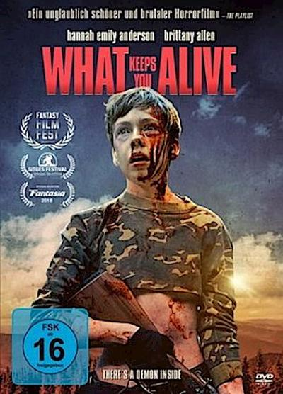 What Keeps You Alive, 1 DVD
