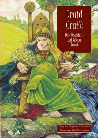Das Druiden- und Wicca-Tarot