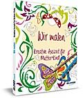 Malbuch für Erwachsene: Wir malen