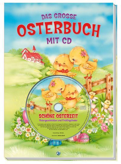 Das große Osterbuch, m. Audio-CD