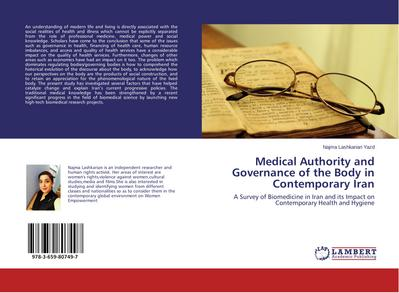 Medical Authority and Governance of the Body in Contemporary Iran