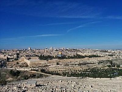 Jerusalem - 100 Teile (Puzzle)