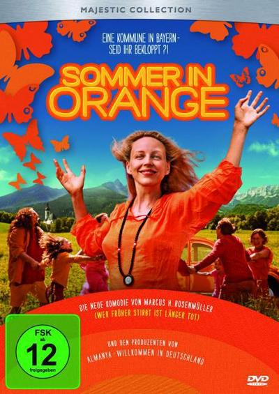 Sommer in Orange Majestic Collection