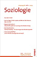 Soziologie Jg. 38 (2009) 1