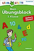 Mein Übungsblock 3. Klasse. Mathe & Deutsch;  ...