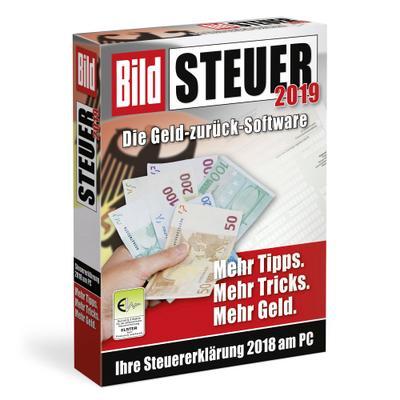 BILDSteuer 2019, 1 CD-ROM