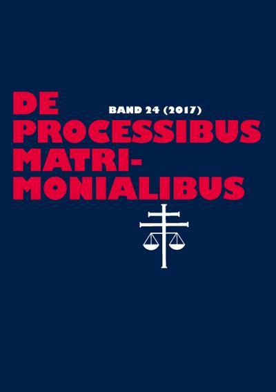 De processibus matrimonialibus