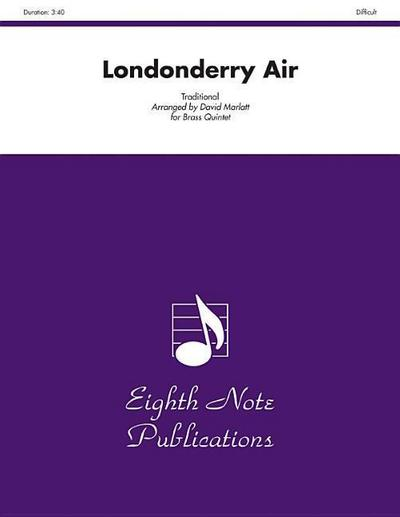 Londonderry Air: Score & Parts