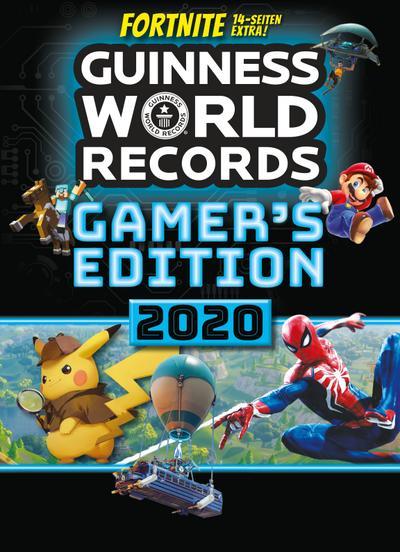 Guinness World Records Gamer's Edition 2020