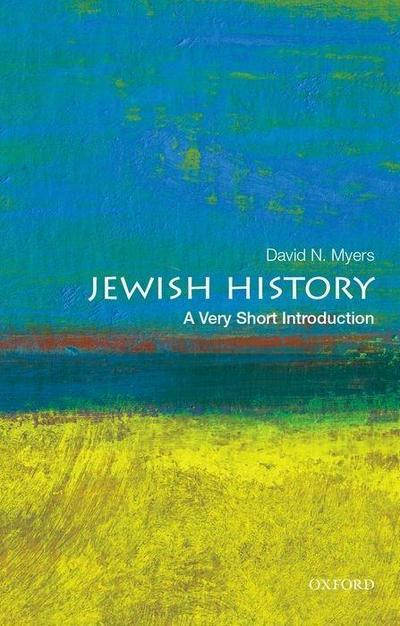 Jewish History: A Very Short Introduction
