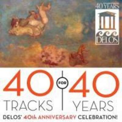 40 Tracks For 40 Years