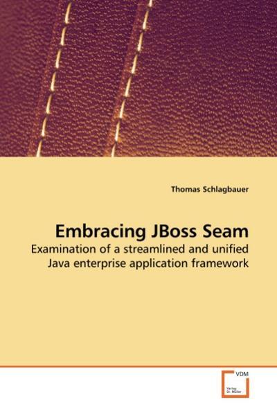 Embracing JBoss Seam