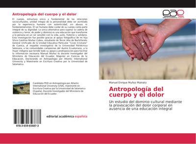 Antropología del cuerpo y el dolor