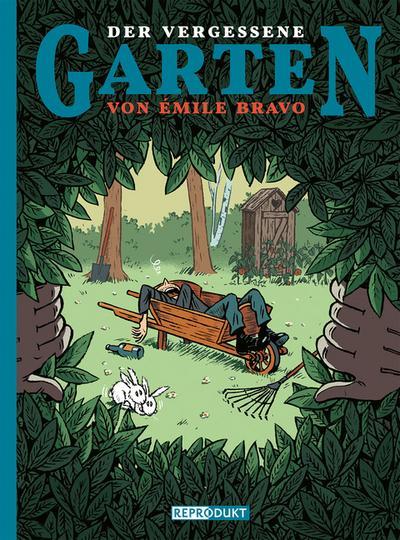 Der vergessene Garten von Émile Bravo