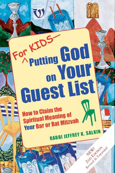 For Kids-Putting God on Your Guest List (2nd Edition)