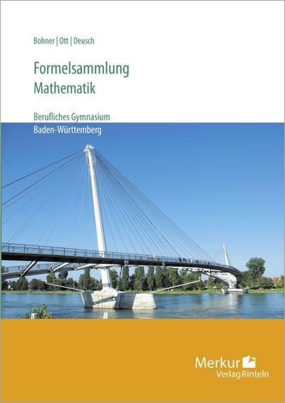 Formelsammlung für berufliche Gymnasien - Mathematik