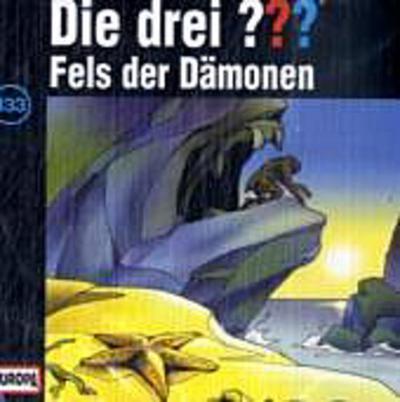 Die drei ??? 133. Fels der Dämonen (drei Fragezeichen) CD