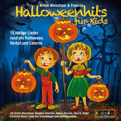 Halloweenhits für Kids, Audio-CD