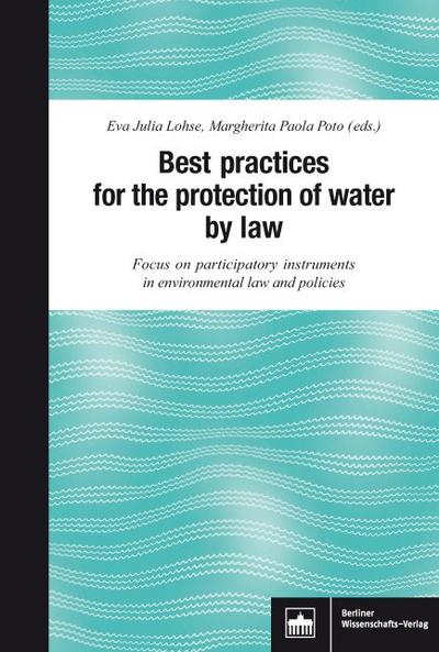Best practices for the protection of water by law