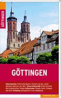 Göttingen; Stadtführer; Deutsch; mit Karten und Farbabb.