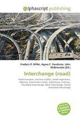 Interchange (road) - Frederic P. Miller -  9786130256999