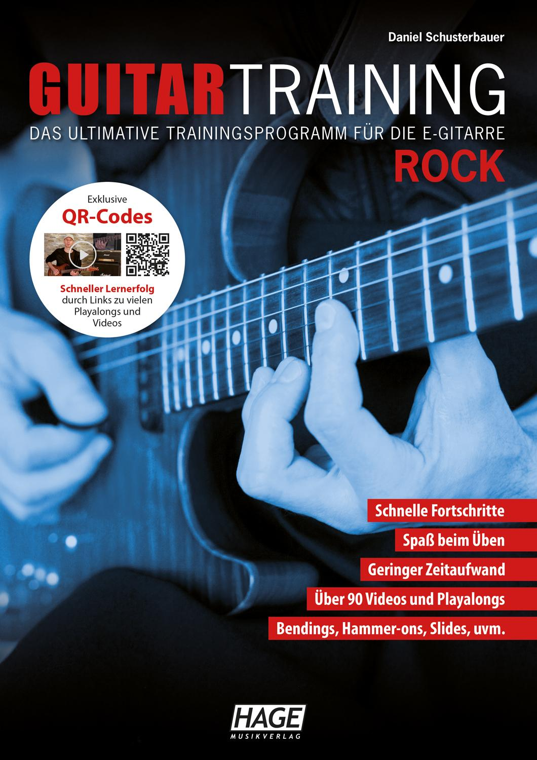 Guitar Training Rock Daniel Schusterbauer