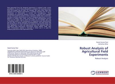 Robust Analysis of Agricultural Field Experiments