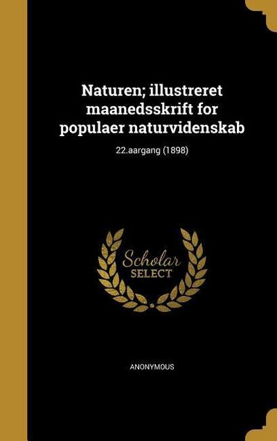NOR-NATUREN ILLUSTRERET MAANED