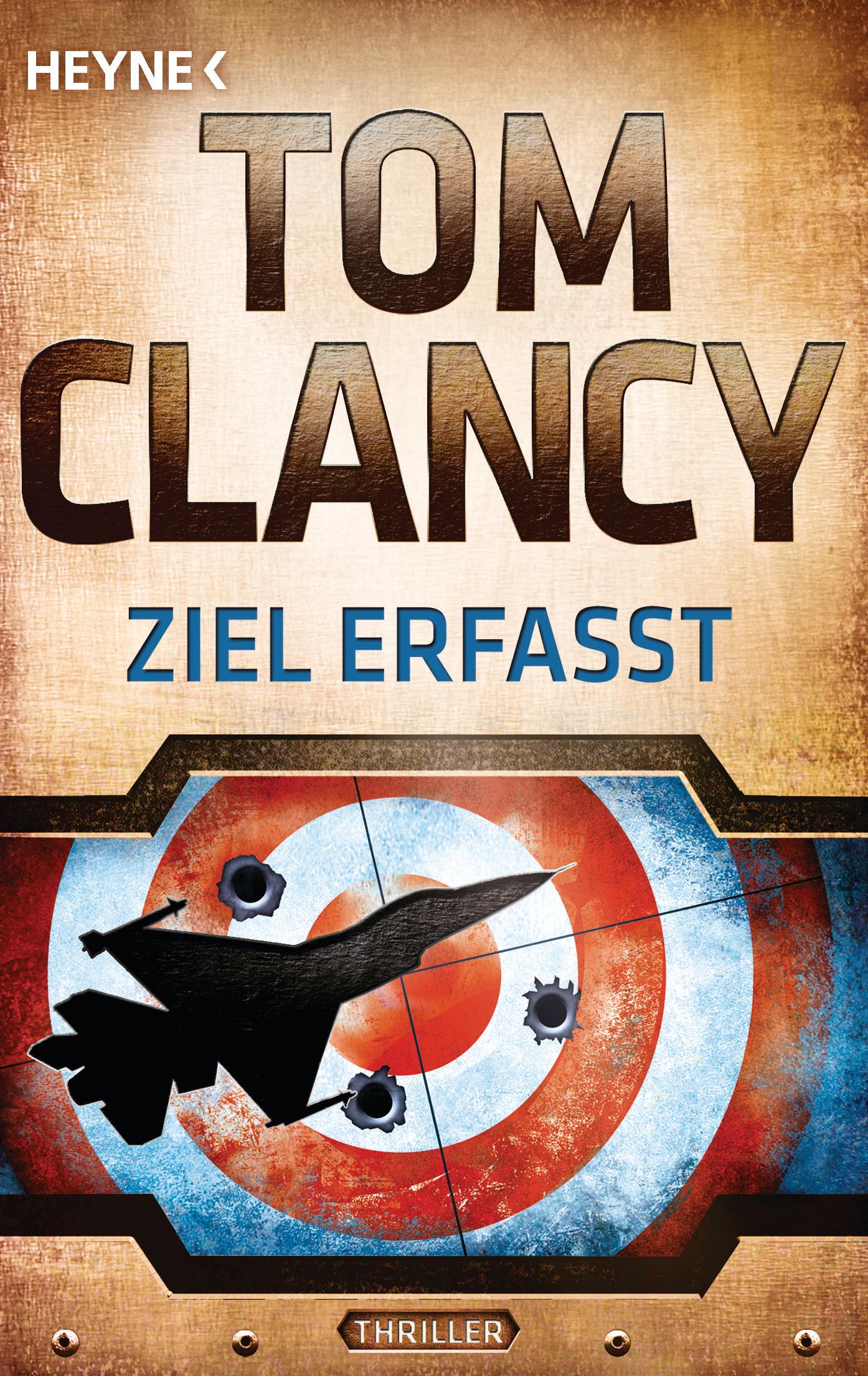 Tom Clancy ~ Ziel erfasst 9783453437746