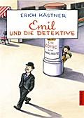 Emil und die Detektive. Ein Comic von Isabel Kreitz