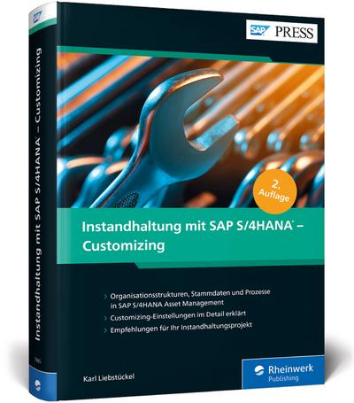 Instandhaltung mit SAP S/4HANA - Customizing