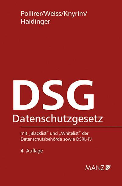 DSG Datenschutzgesetz