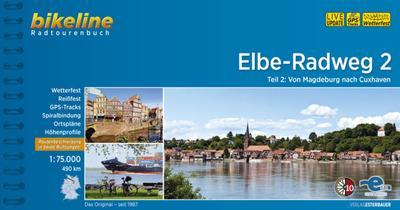 Bikeline Radtourenbuch Elbe-Radweg 2