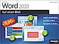 Microsoft Word 2010 auf einen Blick - Sabine Lambrich