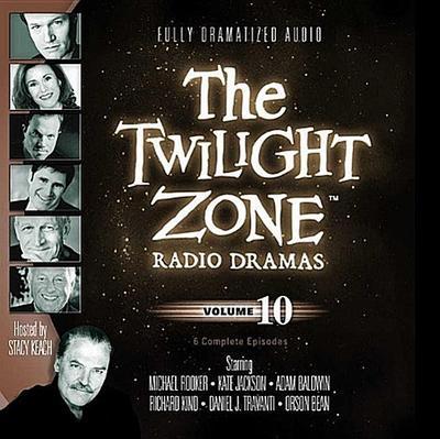 The Twilight Zone Radio Dramas, Volume 10