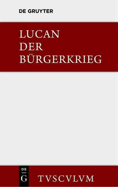 Bellum civile / Der Bürgerkrieg