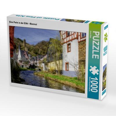 Eine Perle in der Eifel - Monreal (Puzzle)