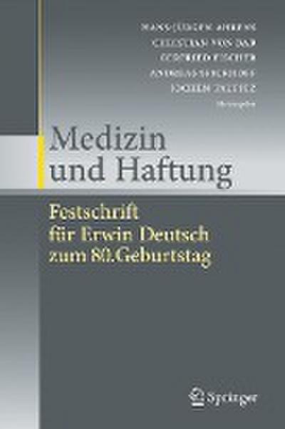 Medizin und Haftung