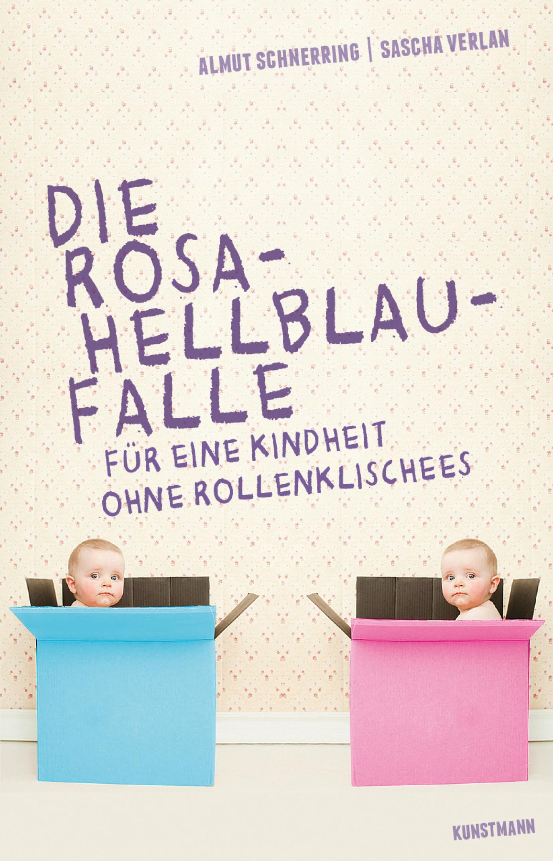 NEU Die Rosa-Hellblau-Falle Almut Schnerring 979385