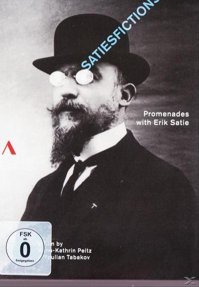 Satiesfictions-Spaziergänge Mit Satie